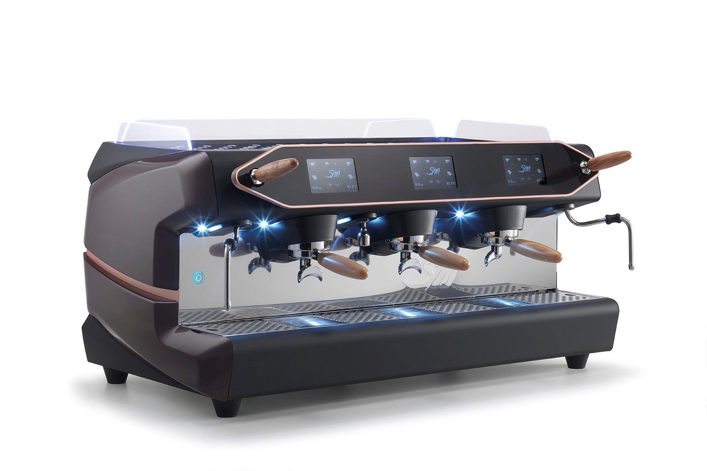CENTENARIO - nový kávovar ku 100. výročiu LSM