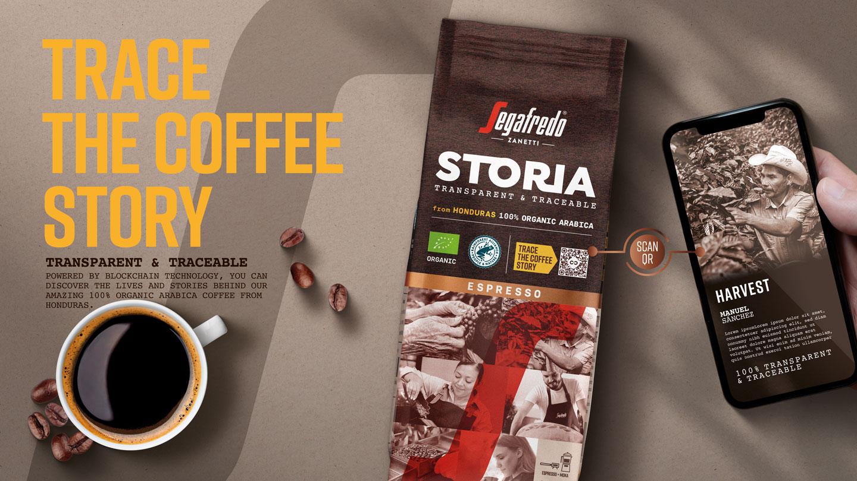 Segafredo Storia - káva s príbehom